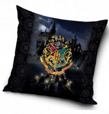 Coussin Harry Potter Poudlard Nocturne