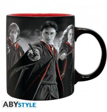 Mug Gryffondor Harry Ron et Hermione