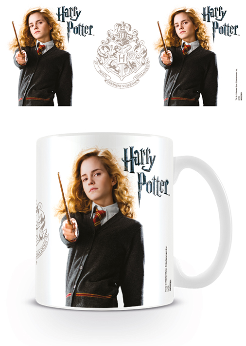 Mug blanc Hermione