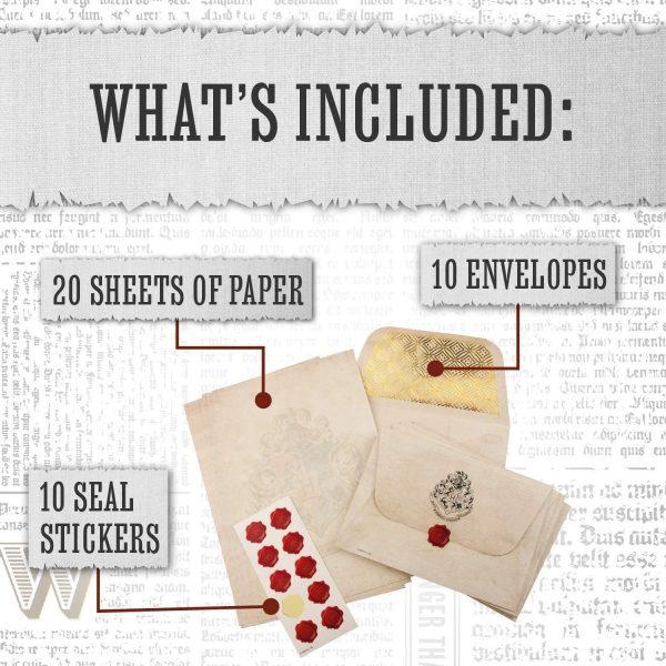 Set d autocollants lettre acceptation 2