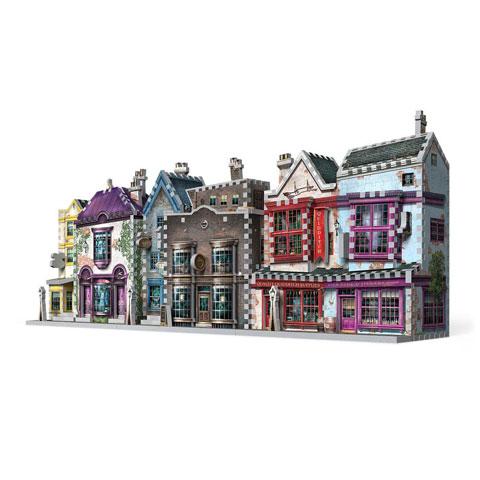 Puzzle 3D Boutiques Accessoires de Quidditch et Slug and Jiggers