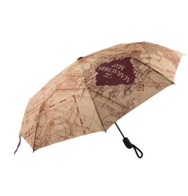 Parapluie - Carte du maraudeur