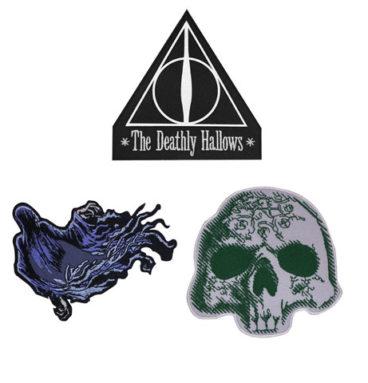 Ecussons de luxe Relique de la mort
