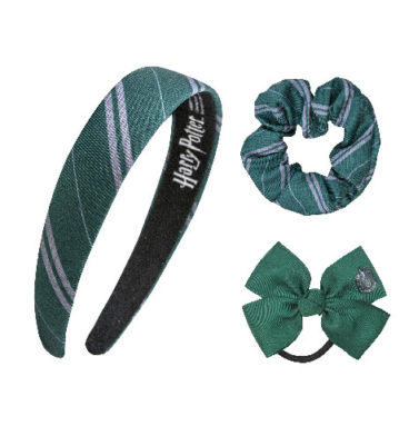 Set cheveux Serpentard