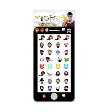 stikers Kawaii Harry Potter