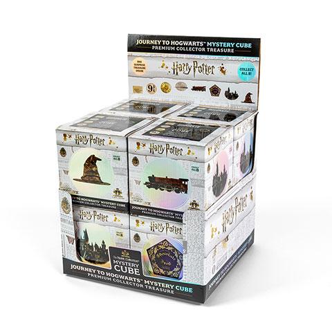 Cube Mystére voyage à Poudlard