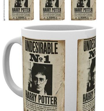 Mug Undésirable harry potter