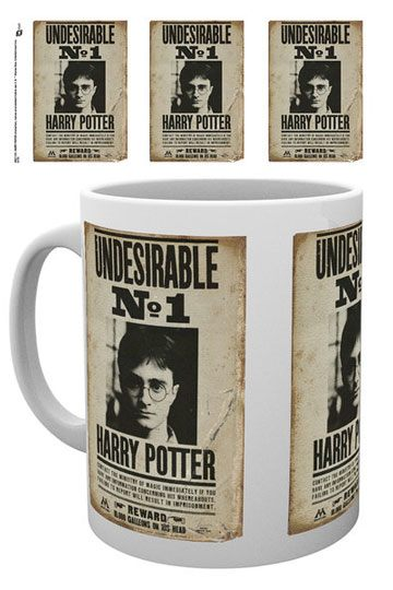 Mug Undésirable harry potter