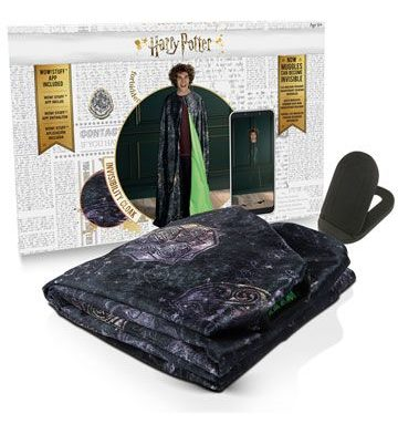 Harry Potter Cape d'invisibilité