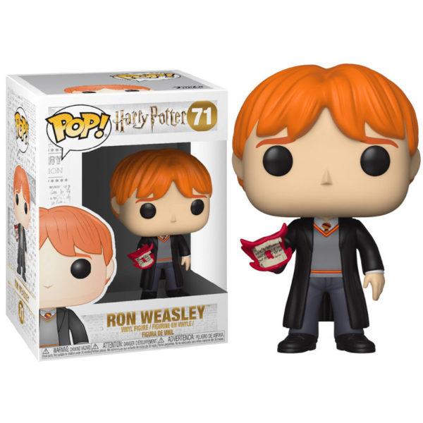 POP Ron Weasley avec beuglante N°71