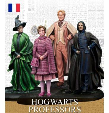 pack 5 figurines professeurs