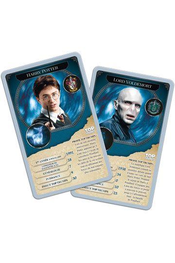 Harry Potter jeu de cartes Top Trumps
