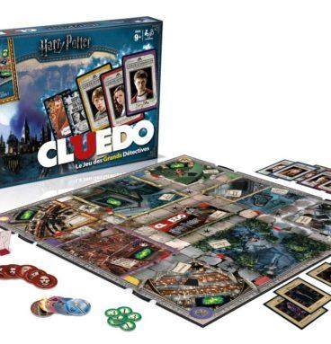 Harry Potter jeu de plateau Cluedo