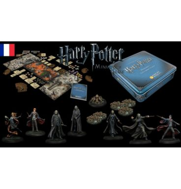 Harry Potter Adventure Game Core Box (FR)