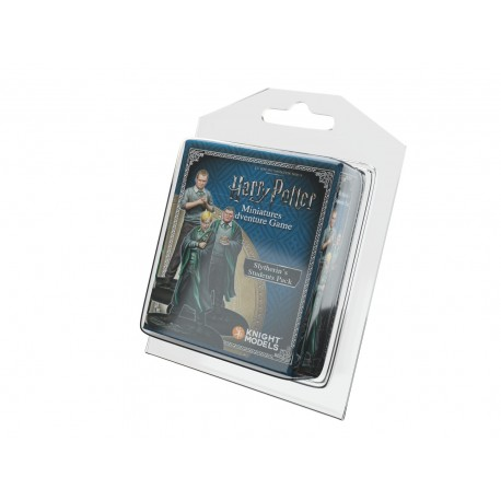 Pack 3 figurines - étudiant serpentard
