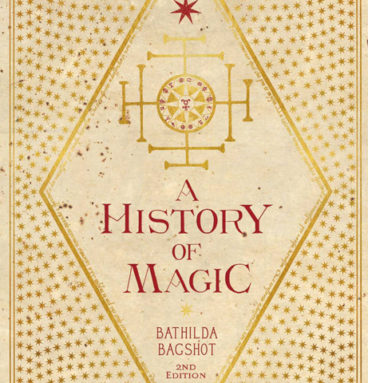 Carte 2 volets A History of Magic