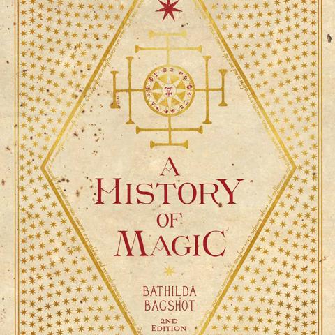 Carte 2 volets A History of Magic