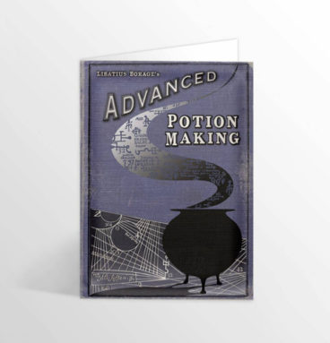 Carte Livre Potion Edition II
