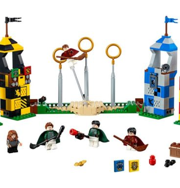 LEGO® Harry Potter™ - Le match de Quidditch™