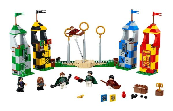 LEGO® Harry Potter™ - Le match de Quidditch™