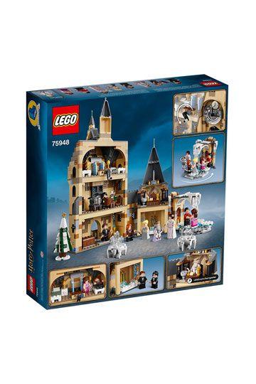 Lego La tour de l'horloge de Poudlard 3