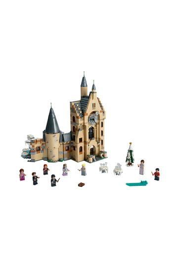 Lego La tour de l'horloge de Poudlard -