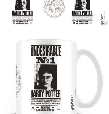 Mug Wanted - Undesirable n 1
