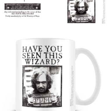 Mug Wanted Sirius black