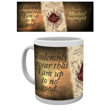 Mug Carte du Maraudeur