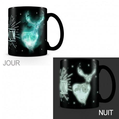 Mug Phosphorescent Expecto Patronum