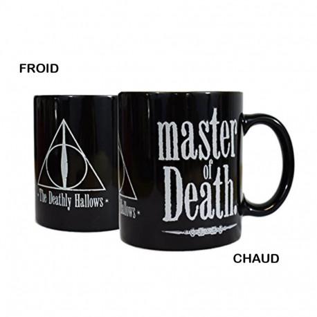 Mug Thermoréactif Les Reliques de la Mort
