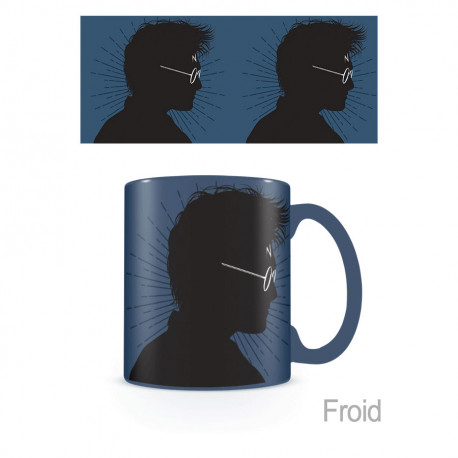 Mug Thermoréactif Portrait Harry
