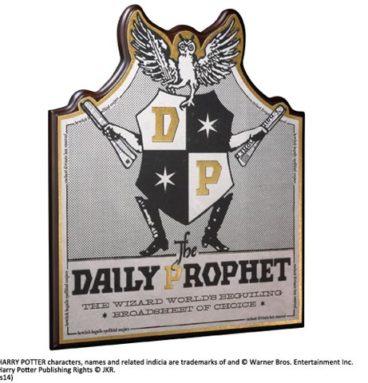 Plaque murale Daily Prophet