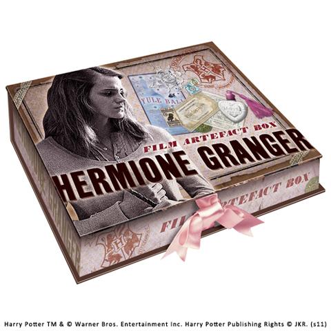 Boite d'artédfacts Hermione