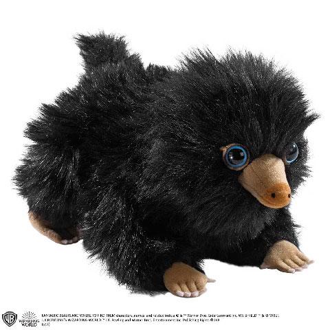 Peluche bébé Niffleur noir
