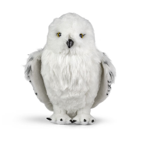 Peluche Hedwige Collector3