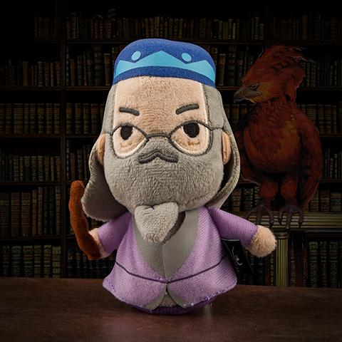 Porte-clés peluche - Albus Dumbledore 3
