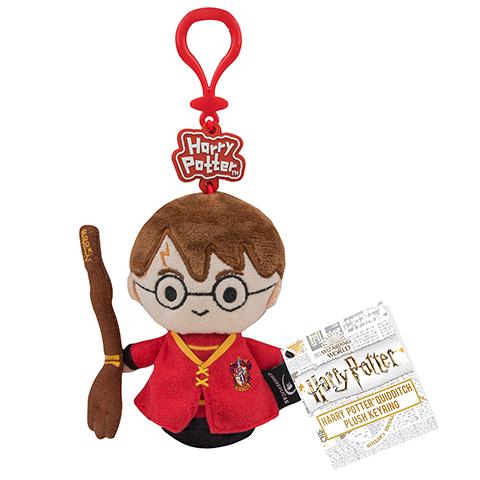 Porte-clés peluche - Harry Potter en tenue de Quidditch 2