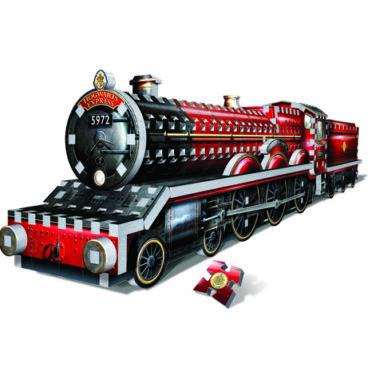 Poudlard™ Express - puzzle 3D