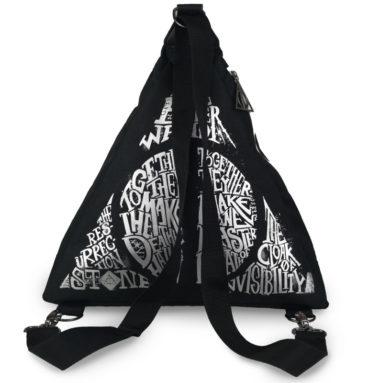 sac à Dos Reliques de la Mort Pyramidal