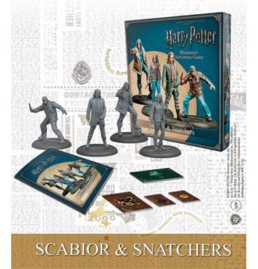 Figurine Scabior and Snatchers