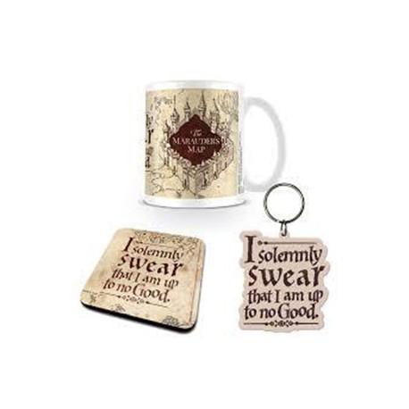 Set - Mug Carte du Maraudeur