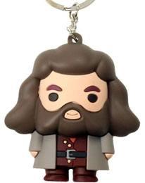 Porte-clés gomme 3D Hagrid