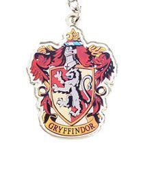 Porte-clés métal Gryffondor