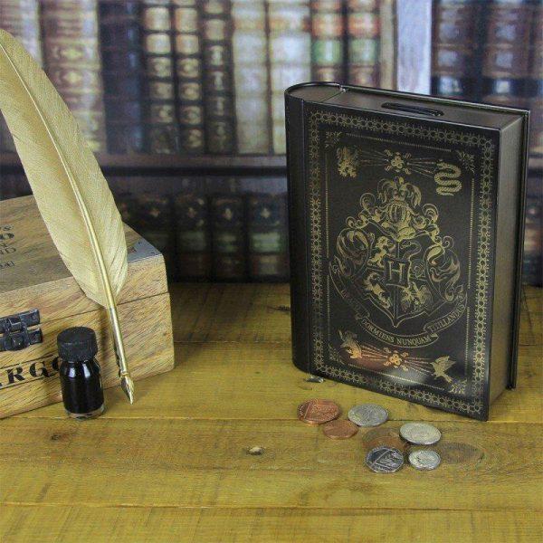 tirelire livre hogwarts