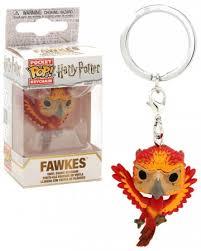 Porte clé POP Fawkes