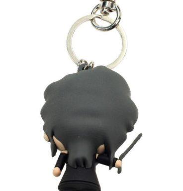Porte-clés gomme 3D Bellatrix