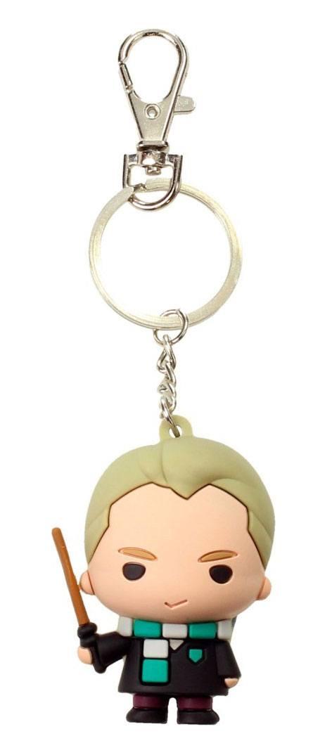 Porte-clés gomme 3D Drago