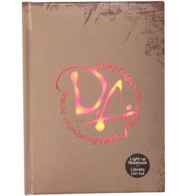 Notebook lumineux Armée de Dumbledore