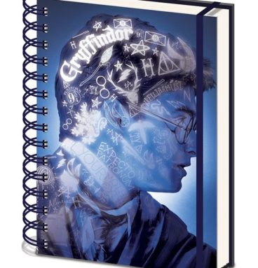 Carnet de Notes Portrait Couverture Animée